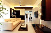 Mughal Apartments Flats, Kodungallur - Living room
